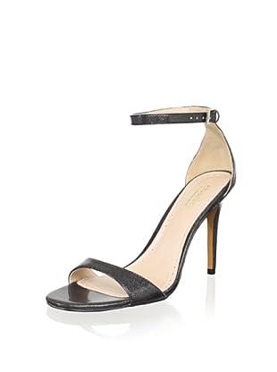 Charles by Charles David Women's Radial Sandal (Black Glitter)
