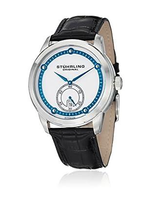 Stührling Original Uhr mit Schweizer Quarzuhrwerk Circuit 720.01 schwarz 42  mm