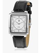 DD3070WT01 Black/White Analog Watch Dvine