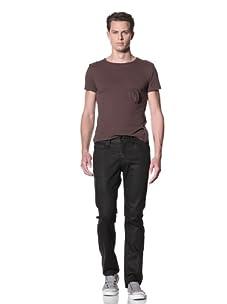 Dylan George Men's Ryan Rocker Skinny Jeans (Mackay Brown)