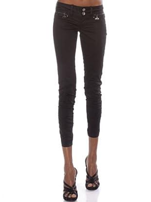 Fornarina Pantalón Megan Plus (negro)