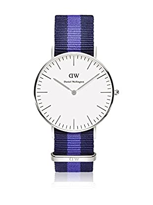Daniel Wellington Reloj con movimiento cuarzo japonés Woman Classic Swansea 36 mm