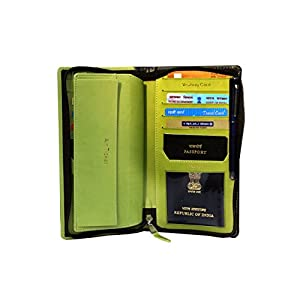 Sukesh Craft Combo Twin Passport Holder For Family(2 Product In One Buy)