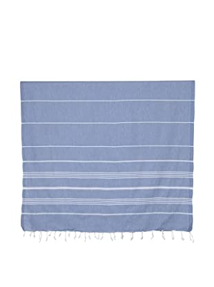 Nine Space Ayrika Collection Stripes Fouta Towel (Indigo)