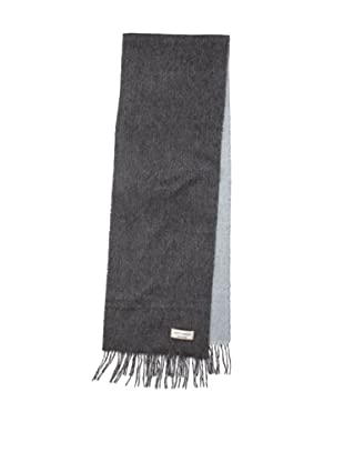 Joseph Abboud Men's Two-Tone Scarf (Moss Grey)