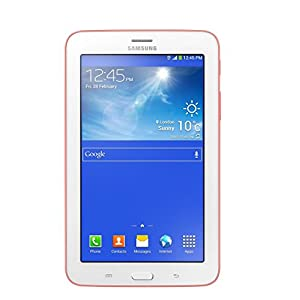Samsung Galaxy Tab 3 Neo T111 (WiFi, 3G, Voice Calling), Pink