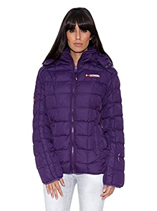 Geographical Norway Abrigo Baghera Lady 004 (Morado)