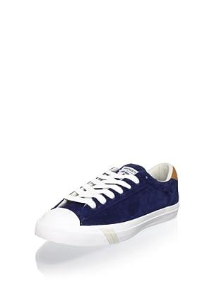 PRO-Keds Men's Royal Master Suede Sneaker (Navy)