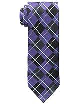 Haggar Men's Heritage Argyle Plaid Tie