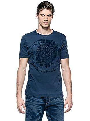 Diesel Camiseta T-Sandy-Rs (Azul Oscuro)