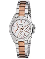 Casio Enticer Analog White Dial Women's Watch  - LTP-2089RG-7AVDF (A1038)