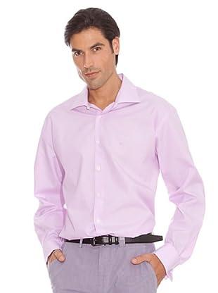 PEDRO DEL HIERRO Camisa Lisa (malva)