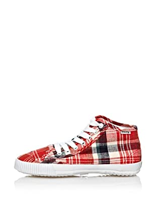 Shulong Zapatillas Shuclassic High (Rojo)