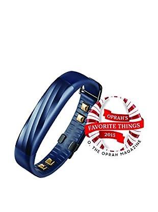 Jawbone UP3 Fitness Tracker, Indigo Twist