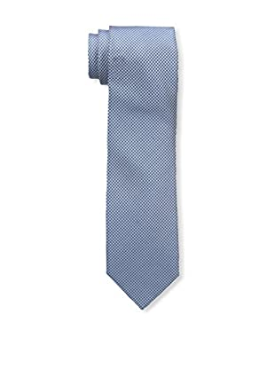 Bruno Piattelli Men's Woven Tie, Blue