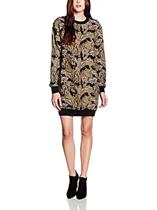 Just Cavalli Vestido Arena / Negro ES 40 (IT 44)