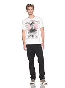 Eight Penny Nails Men's Armstrong Boarding S/S Crew Neck Tee (Off white)