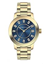Giordano Analog Blue Dial Women's Watch - 2700-33