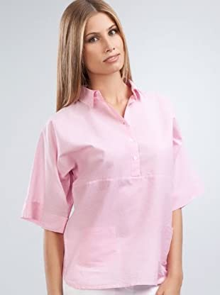 Armand Basi Camisa Sain (rosa / blanco)