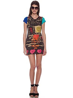 HHG Kleid Eudora (Schwarz)