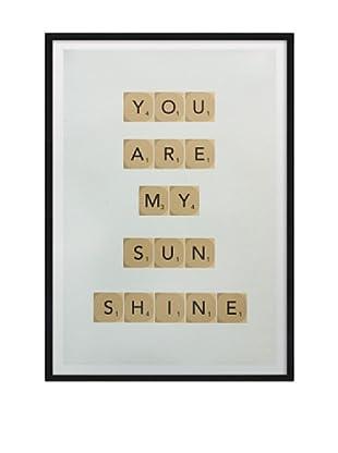 Póster Enmarcado Sunshine