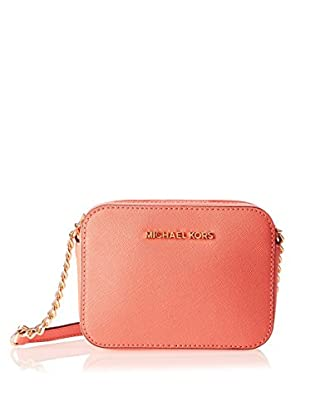 MICHAEL KORS Umhängetasche Jet Set Travel Saffiano Crossbody