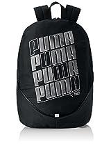 Puma Black Casual Backpack (7295201)