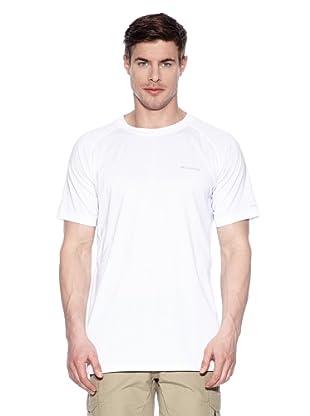 Columbia Camiseta Funcional Epinal (Blanco)