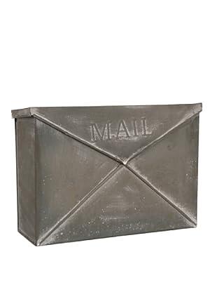 Love Industrial Caja para el correo Mail box zinc
