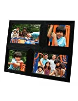 Snapgalaxy Tabletop Collage Frame, Black