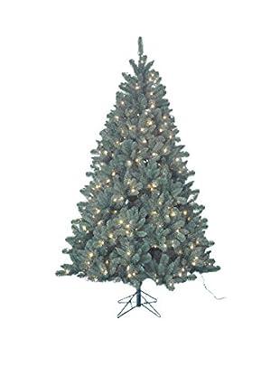 Kurt Adler 7' Pre-Lit LED Northwood Pine Tree