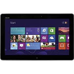 MoKo Invisible Screen Protector Films for ASUS VivoTab TF810 11.6 inch Windows 8 Tablet (2-Pack)
