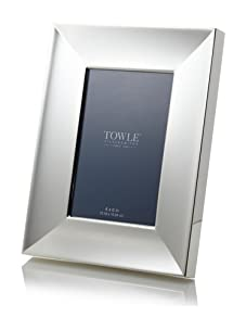 Towle Wide Border Scoop Picture Frame