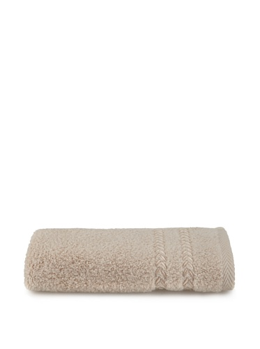 Lenox Pearl Essence Washcloth (Sand)