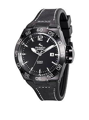 Strumento Marino Reloj Defender Automatic SM104L-BK-NR-NR