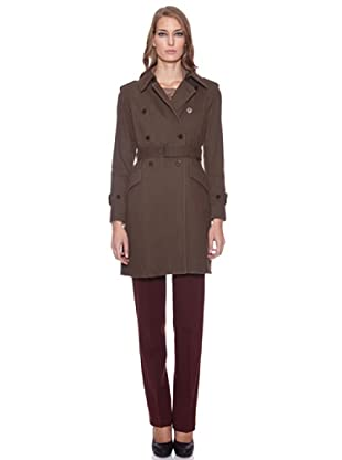 Isabel de Pedro Trench-Coat (Braun)