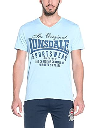 Lonsdale T-Shirt Manica Corta Halstead