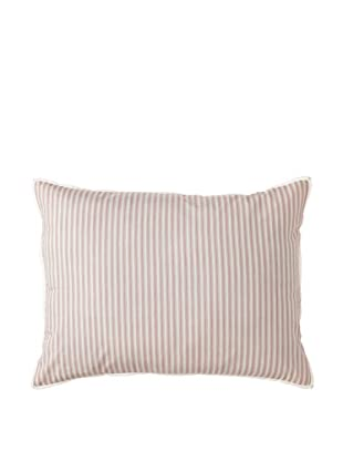 Tommy Hilfiger Rustic Floral Collection Breakfast Pillow, Smoke