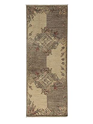 Solo Rugs Ziegler One-of-a-Kind Rug, Beige, 3' 1