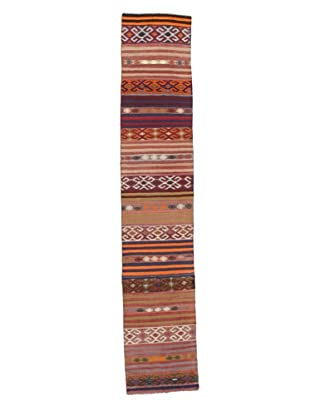 Rug Republic One Of A Kind Turkish Tribal Hand Woven Flat Weave Rug, Multi, 2' 5