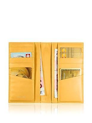 Lucrin Brieftasche PM1343_VCLS_JAN gelb