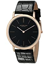 Stuhrling Original Analog Black Dial Men's Watch - 601.3345K1