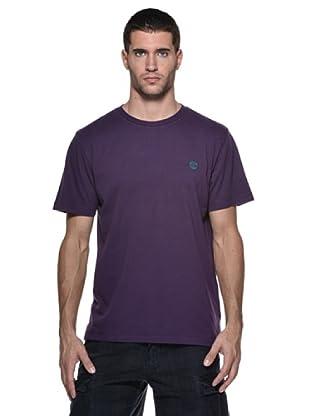 Timberland Camiseta M/M (Violeta)