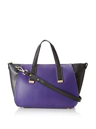 Ivanka Trump Women's Amanda Satchel Top Handle Bag (Eclipse)