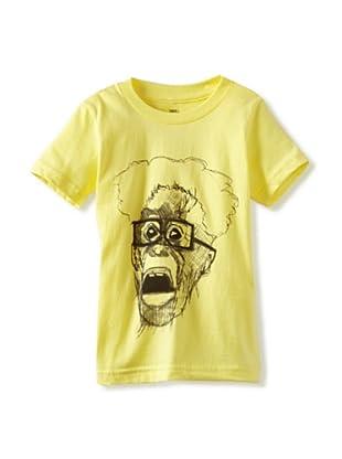 Captain Monkey Boy's The Kai T-Shirt (Yellow)