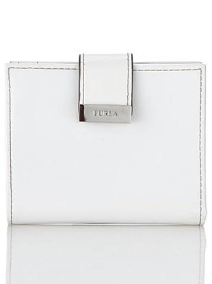 Furla Brieftasche Classic Hardware (Weiß)