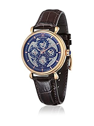 Thomas Earnshaw Uhr Grand Calendar ES-8043-05 braun 41 mm