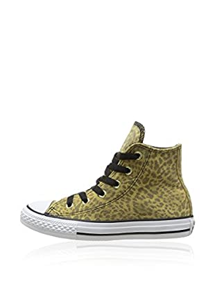 Converse Hightop Sneaker Chuck Taylor All Star Jr Animal Hi