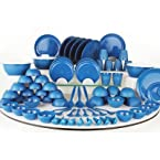 Sugam 80 Pcs Microwave Safe Dinner Set