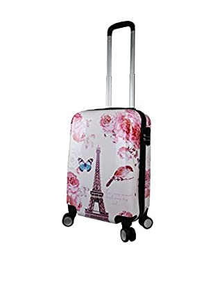 ZIFEL Trolley Rigido Flower 50 cm